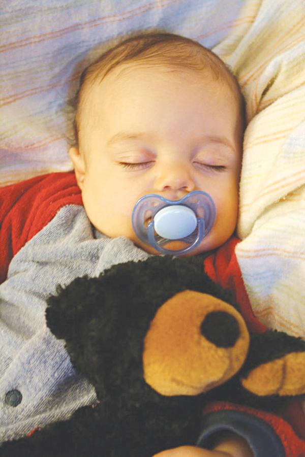 Tập cho trẻ sơ sinh giấc ngủ ngoan - Ảnh 5