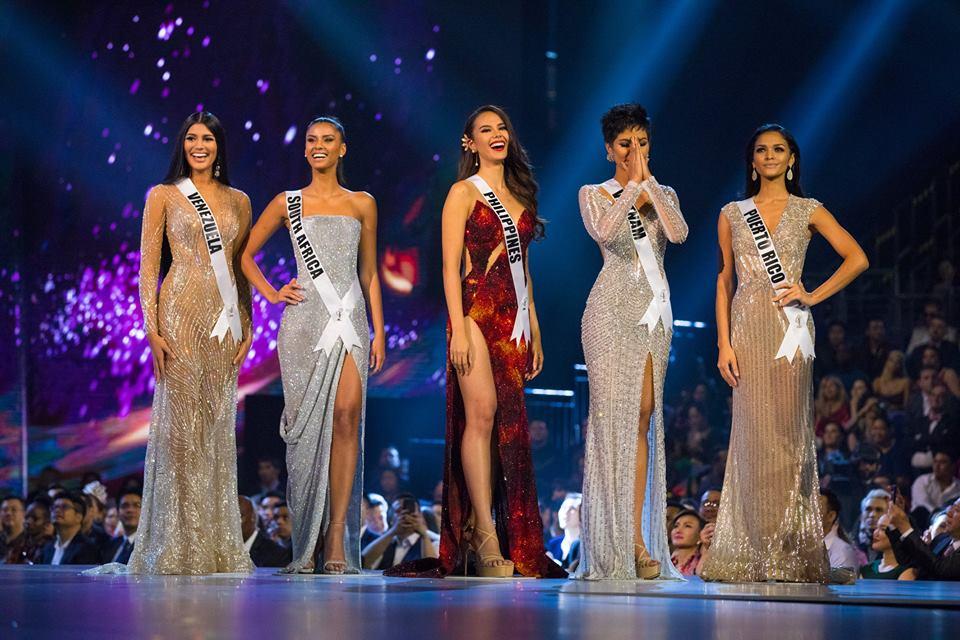 Rò rỉ bảng điểm Miss Universe 2018: Điểm của H'Hen Niê cao 'chót vót', vụt mất Á hậu 2 trong gang tấc - Ảnh 1