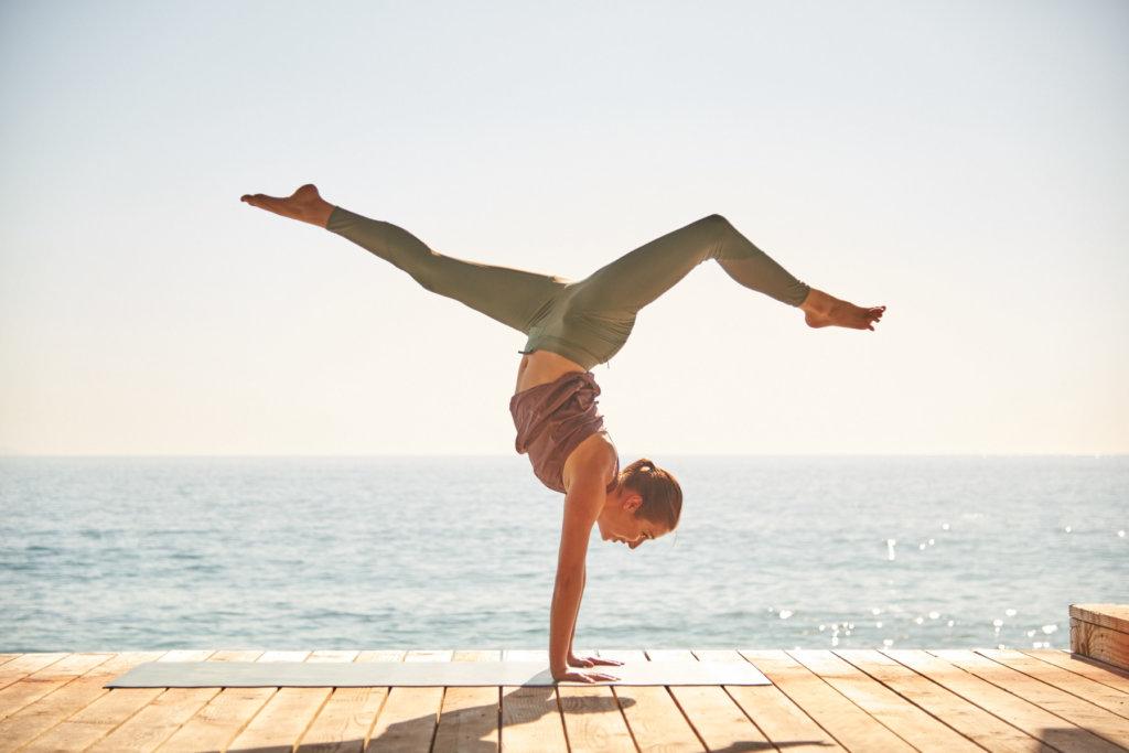 Yoga thúc đẩy khoái cảm khi ân ái