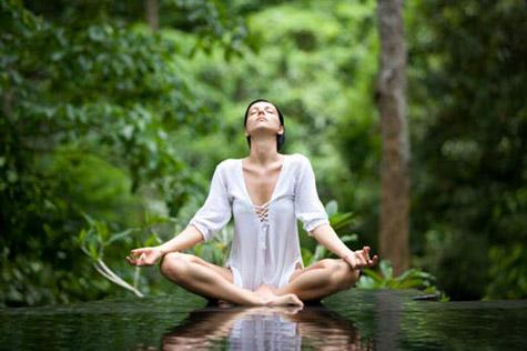 Thiền có thể giúp tăng sự hưng phấn, khoái cảm tình dục khi