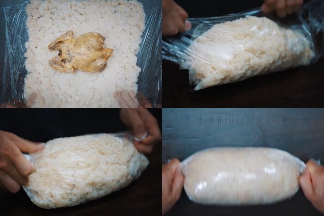 Cách làm gà bó xôi chiên giòn thơm ngon như ngoài hàng - Ảnh 4