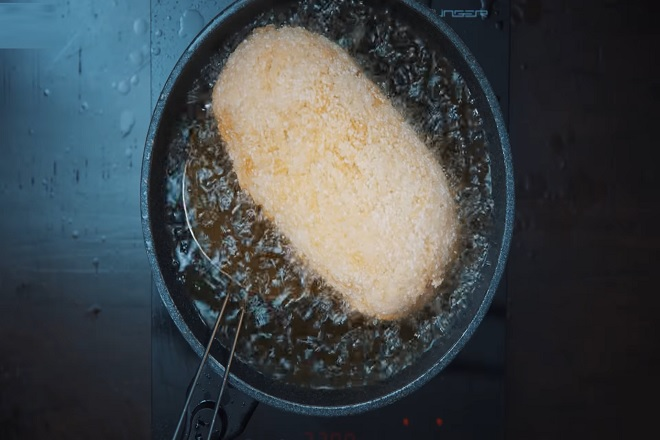 Cách làm gà bó xôi chiên giòn thơm ngon như ngoài hàng - Ảnh 5