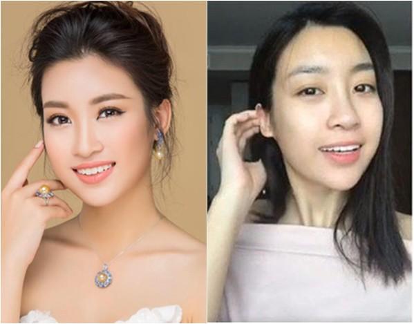 Xinh đẹp, lộng lẫy là thế, nhưng khi livestream nhan sắc mỹ nhân Việt thay đổi chóng mặt thế nào?  - Ảnh 6
