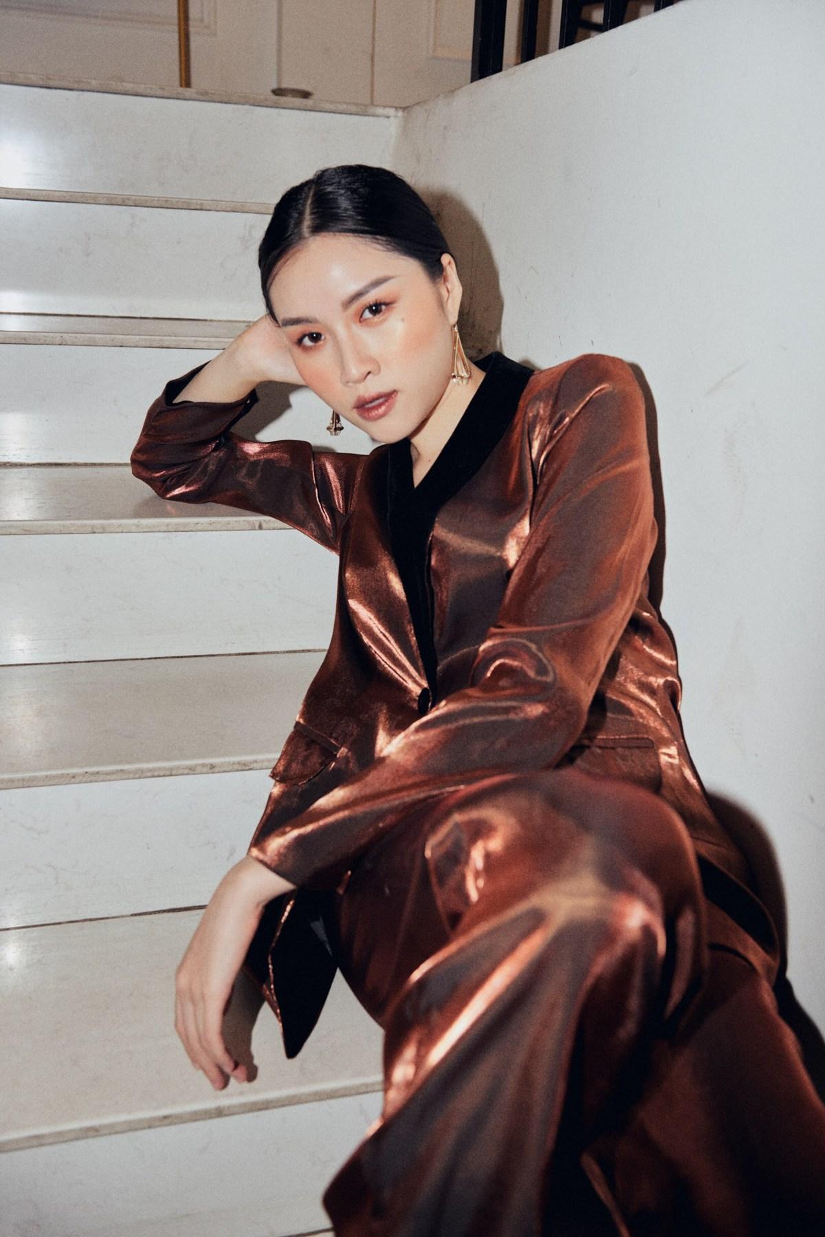 MC Thanh Thanh Huyền hóa
