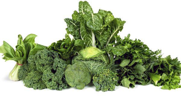 Muốn ngừa ung thư nên thường xuyên ăn rau củ màu xanh - Ảnh 2