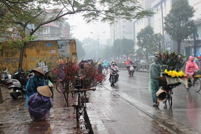 Dự báo thời tiết ngày 2/2: miền Bắc mưa phùn và rét - Ảnh 1