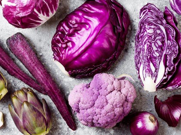 Những lý do thuyết phục bạn nên ăn nhiều trái cây và rau củ màu tím - Ảnh 1