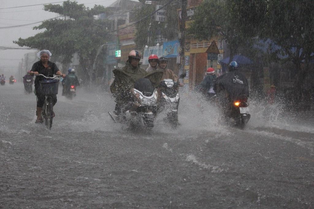 Dự báo thời tiết 3 ngày tới 21-23/5: Cả nước có mưa rào và dông rải rác - Ảnh 1