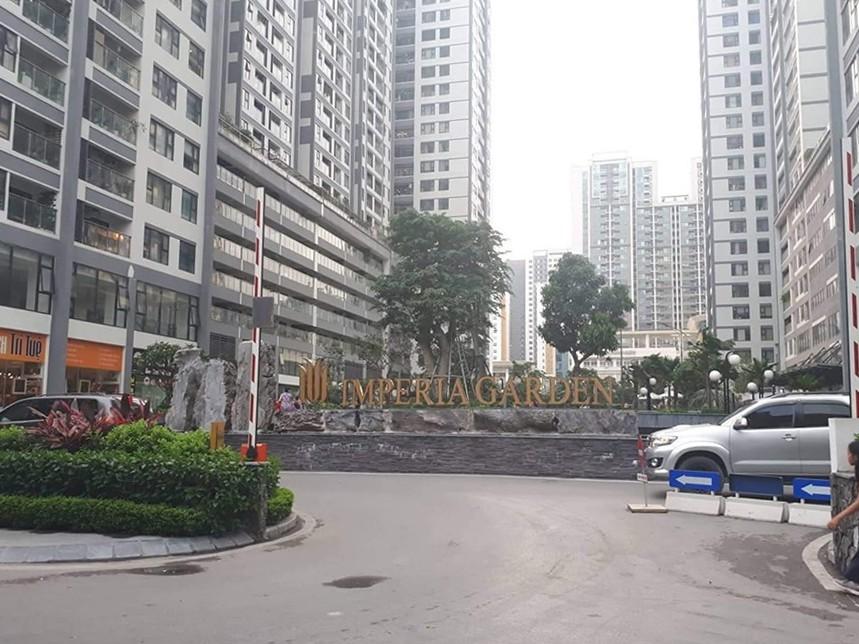 Làm rõ thông tin người nước ngoài sàm sỡ cư dân trong thang máy chung cư ở Hà Nội - Ảnh 1