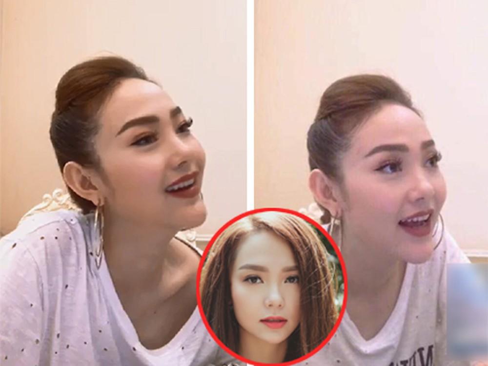 Hòa Minzy xuất hiện với gương mặt khác lạ, càng nhìn càng giống Minh Hằng khiến fan ngỡ ngàng - Ảnh 3