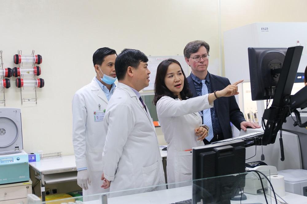 Bệnh viện Hoàn Mỹ Sài Gòn nhận chứng chỉ Six Sigma lần thứ 2 về xét nghiệm - Ảnh 2