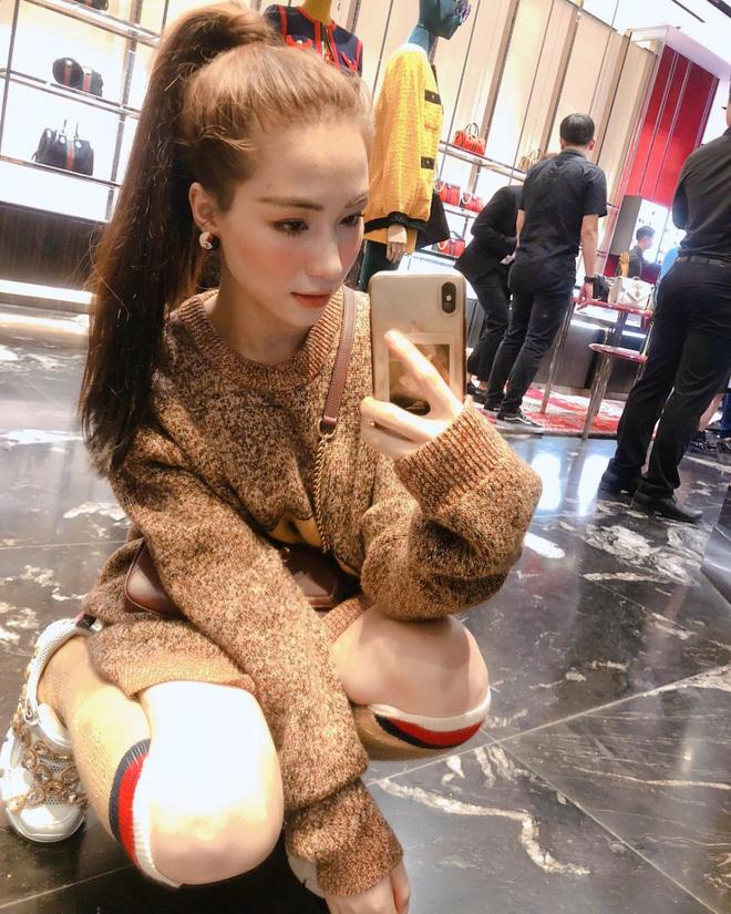 Bị chê phẫu thuật thẩm mỹ hỏng mặt, Hòa Minzy thú nhận chỉ còn nặng 40 kg - Ảnh 1