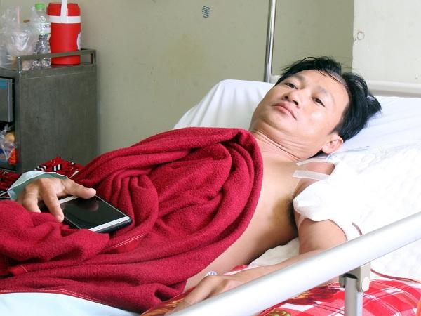 Bà Rịa - Vũng Tàu:  Nhân viên hợp tác xã dùng súng bắn người dân không cho kiểm tra giấy tờ - Ảnh 1