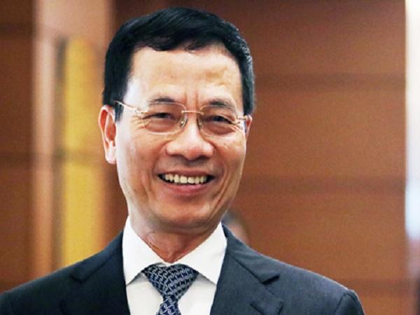 Ông Nguyễn Mạnh Hùng được phê chuẩn Bộ trưởng Thông tin Truyền thông - Ảnh 1