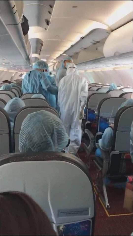80 người từ Hàn Quốc nhập cảnh Đà Nẵng, 1 người bị sốt - Ảnh 1