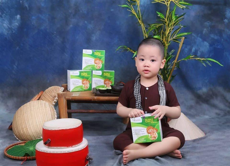 Cha mẹ không còn lo con suy dinh dưỡng, thấp còi nhờ cốm biếng ăn BIBI BOSANA của Công ty Cổ phần TBH Group - Ảnh 1