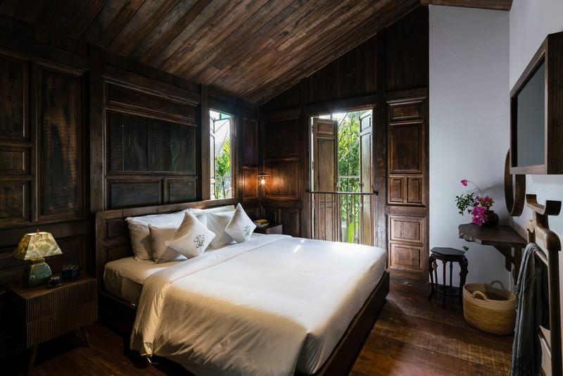 Nhà có phòng ngủ hình tổ chim, tưởng lạ mà hóa quen - Ảnh 8