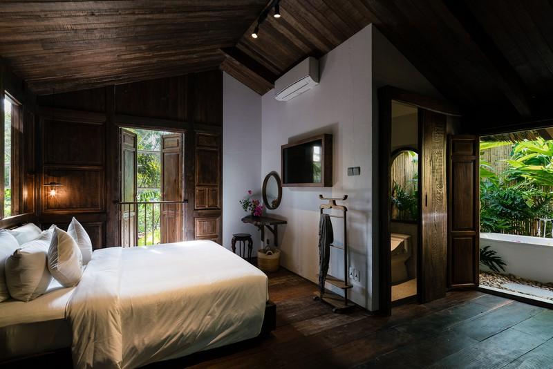Nhà có phòng ngủ hình tổ chim, tưởng lạ mà hóa quen - Ảnh 9