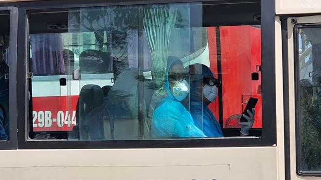 80 người từ Hàn Quốc nhập cảnh Đà Nẵng, 1 người bị sốt - Ảnh 2