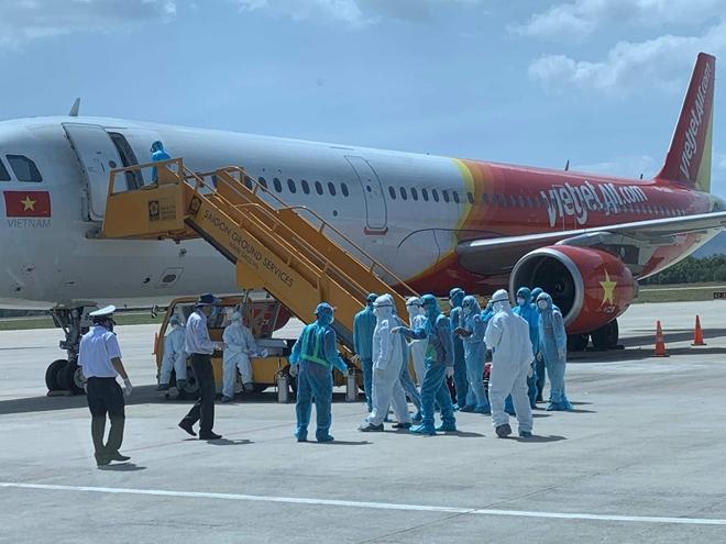 80 người từ Hàn Quốc nhập cảnh Đà Nẵng, 1 người bị sốt - Ảnh 3