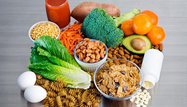 Cách tốt nhất để giữ cho lượng axit folic được đầy đủ là thông qua chế độ ăn uống lành mạnh.
