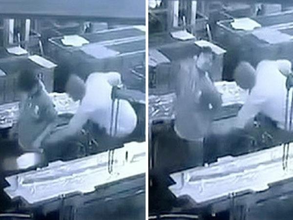 Quản lý xịt vòi khí nén vào hậu môn nam công nhân khiến người này tổn thương ruột nghiêm trọng