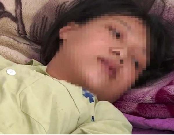 Nữ sinh bị đâm 3 nhát vào bụng vẫn đi thi THPT quốc gia - Ảnh 1