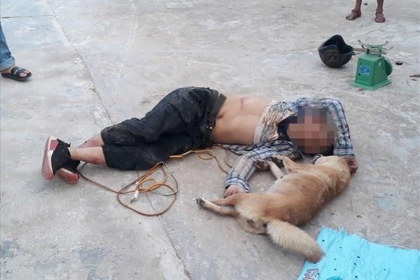 Trộm chó đánh chủ nhà toác đầu - Ảnh 1