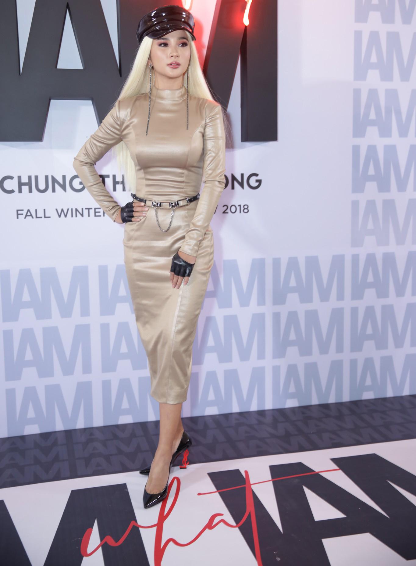Thảm đỏ show Chung Thanh Phong: Khi dàn sao nữ đồng loạt lên đồ như dự lễ hội Halloween - Ảnh 7