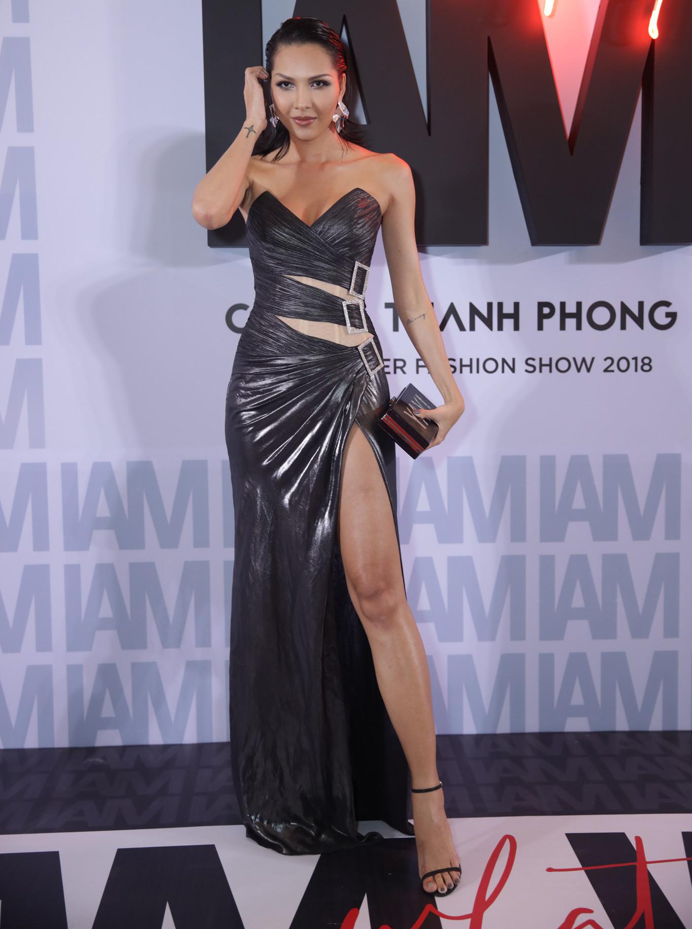 Thảm đỏ show Chung Thanh Phong: Khi dàn sao nữ đồng loạt lên đồ như dự lễ hội Halloween - Ảnh 9