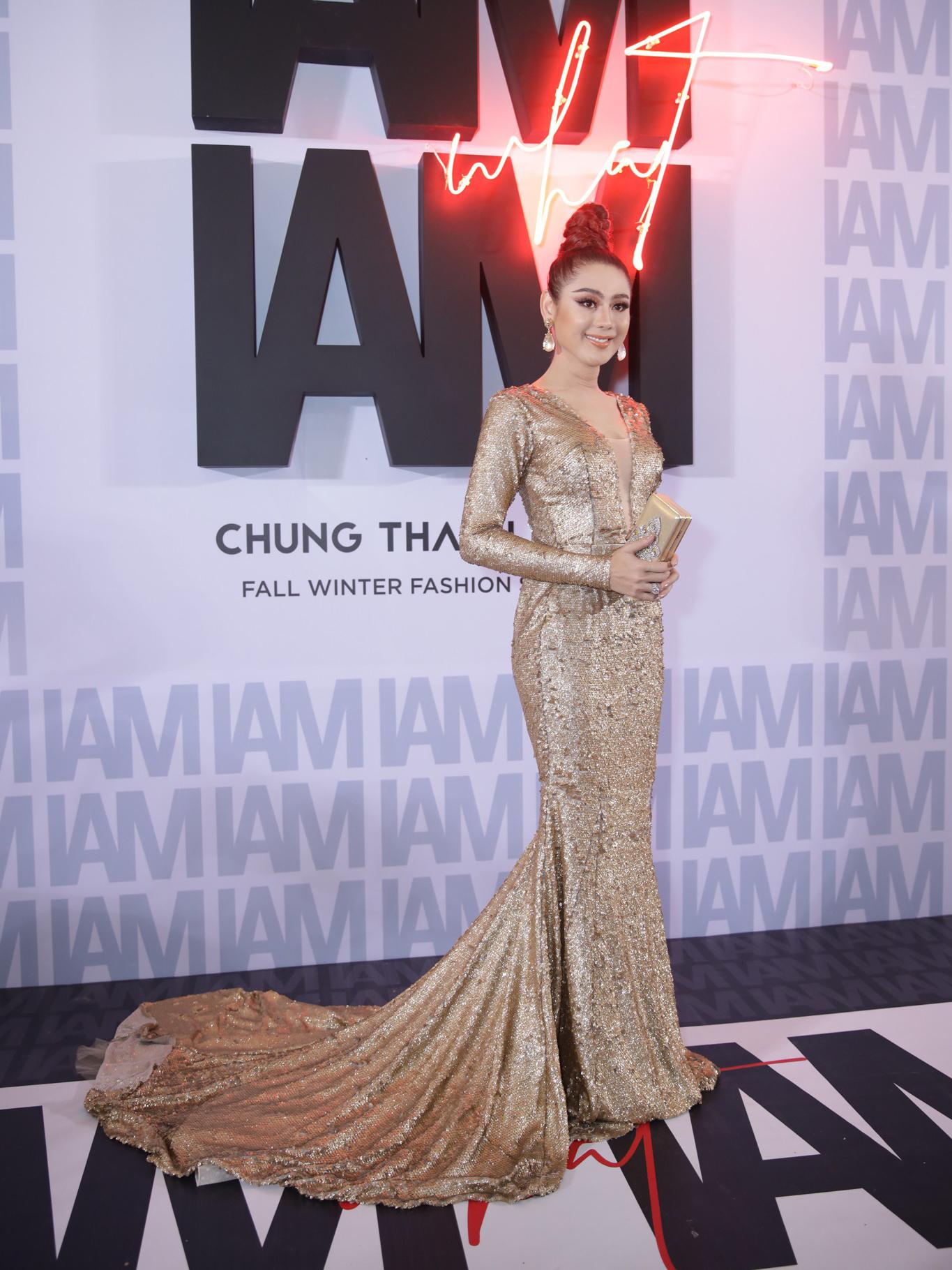 Thảm đỏ show Chung Thanh Phong: Khi dàn sao nữ đồng loạt lên đồ như dự lễ hội Halloween - Ảnh 11
