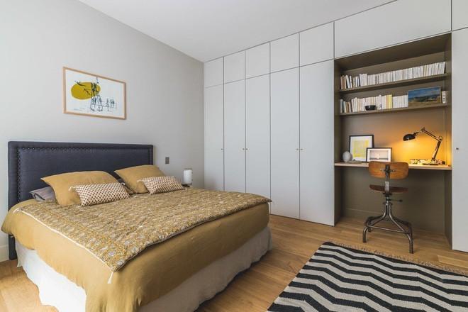 Ngẩn ngơ những mẫu phòng ngủ siêu nhỏ, siêu xinh dành cho nhà chật - Ảnh 1