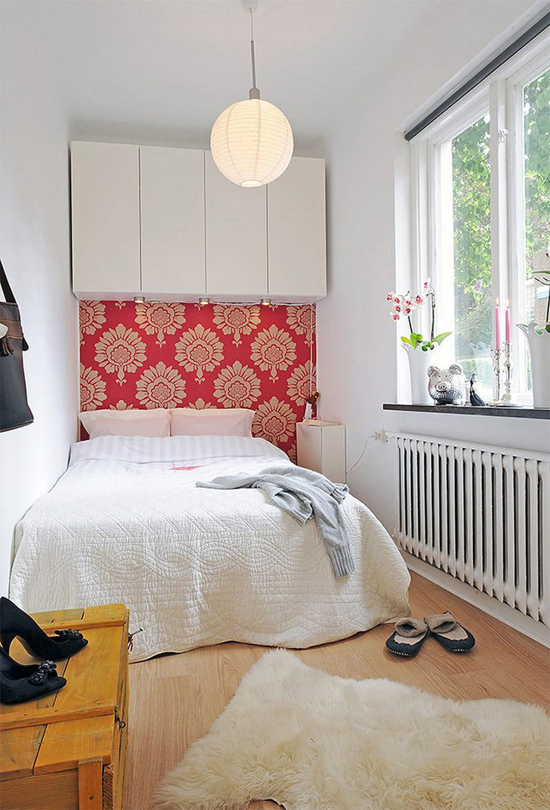 Ngẩn ngơ những mẫu phòng ngủ siêu nhỏ, siêu xinh dành cho nhà chật - Ảnh 11