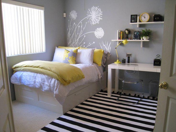 Ngẩn ngơ những mẫu phòng ngủ siêu nhỏ, siêu xinh dành cho nhà chật - Ảnh 7