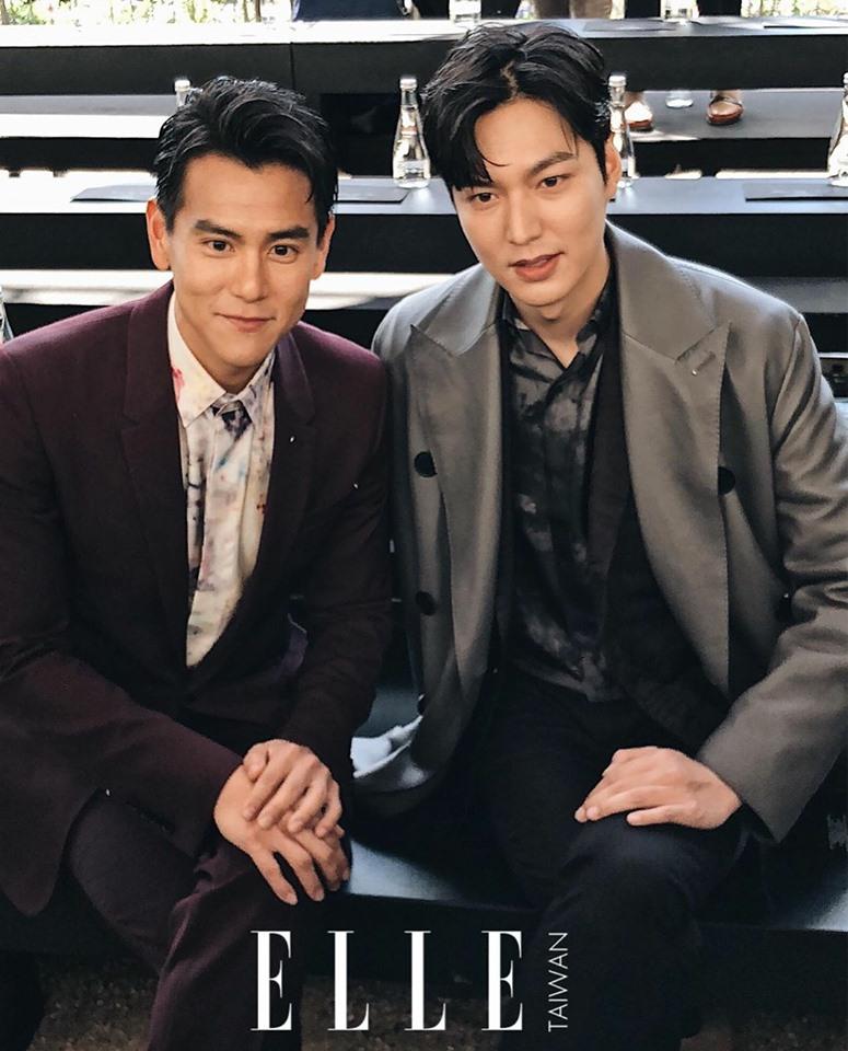 Gu thời trang gây thất vọng của Lee Min Ho hậu xuất ngũ - Ảnh 13