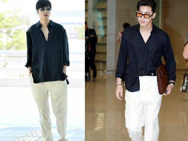 Gu thời trang gây thất vọng của Lee Min Ho hậu xuất ngũ - Ảnh 11