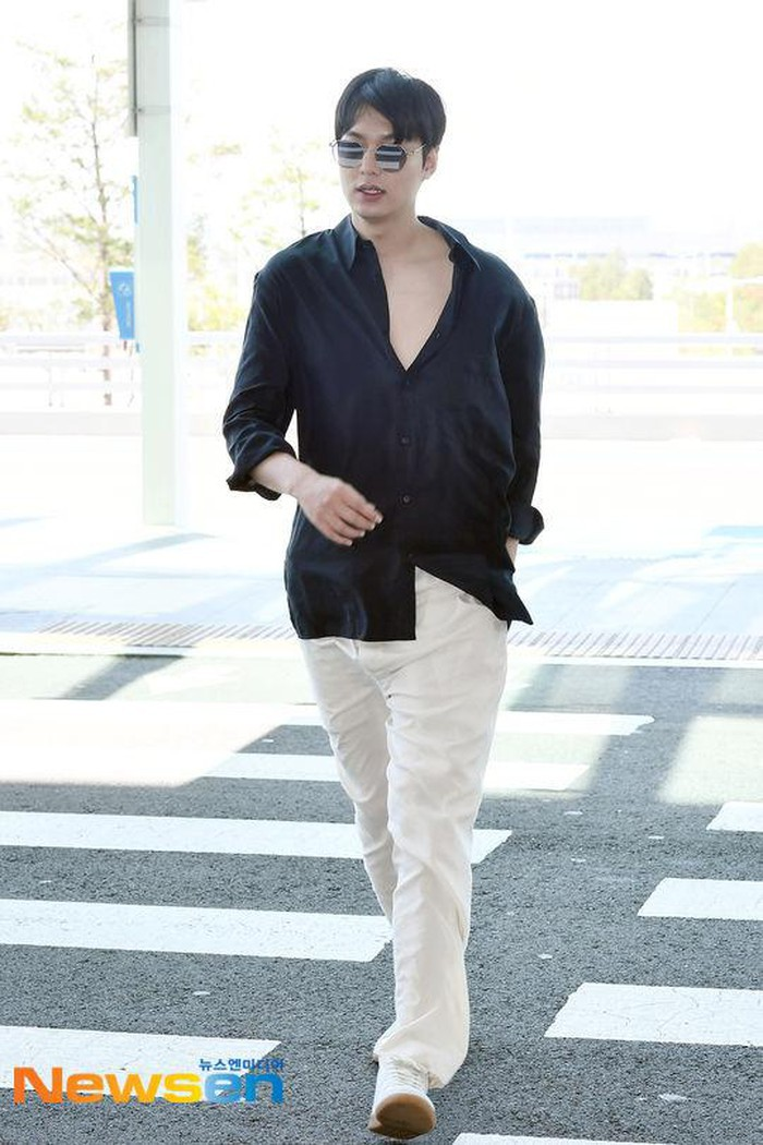 Gu thời trang gây thất vọng của Lee Min Ho hậu xuất ngũ - Ảnh 10