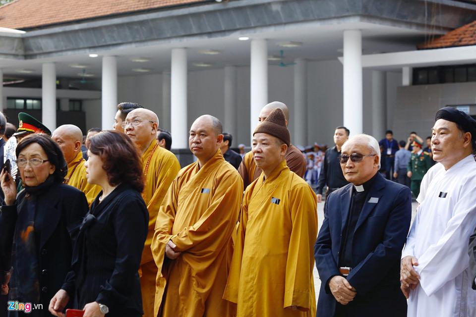 Tổng bí thư cùng các lãnh đạo viếng Chủ tịch nước Trần Đại Quang - Ảnh 12