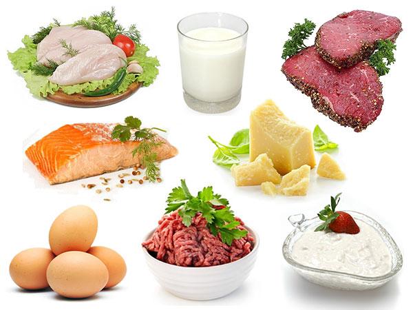 Bạn nên bổ sung đầy đủ và đa dạng các loại thực phẩm để chuẩn bị cho một thai kỳ vất vả phía trước. Ảnh minh họa: Internet