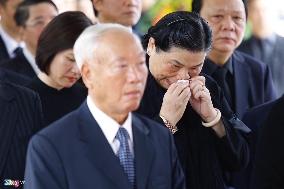 Tổng bí thư cùng các lãnh đạo viếng Chủ tịch nước Trần Đại Quang - Ảnh 7