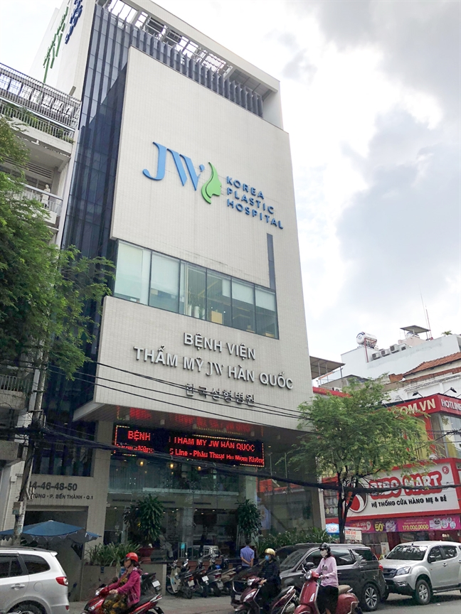 Bệnh viện Thẩm mỹ JW Hàn Quốc bị kiện khi sửa hỏng mũi khách hàng