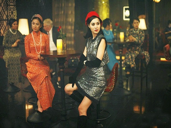 Cô Ba Sài Gòn là bộ phim đại diện cho Việt Nam dự tranh Oscar 2019. Ảnh: BHD.
