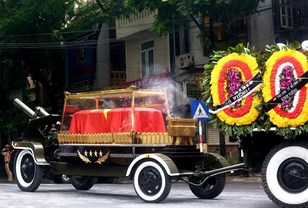 Lễ truy điệu và di quan Chủ tịch nước Trần Đại Quang - Ảnh 8