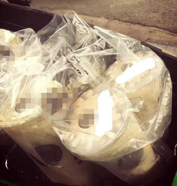 Mua trà sữa mừng sinh nhật bạn gái, thanh niên phát hiện bị 'cắm sừng' òa khóc giữa đường - Ảnh 3