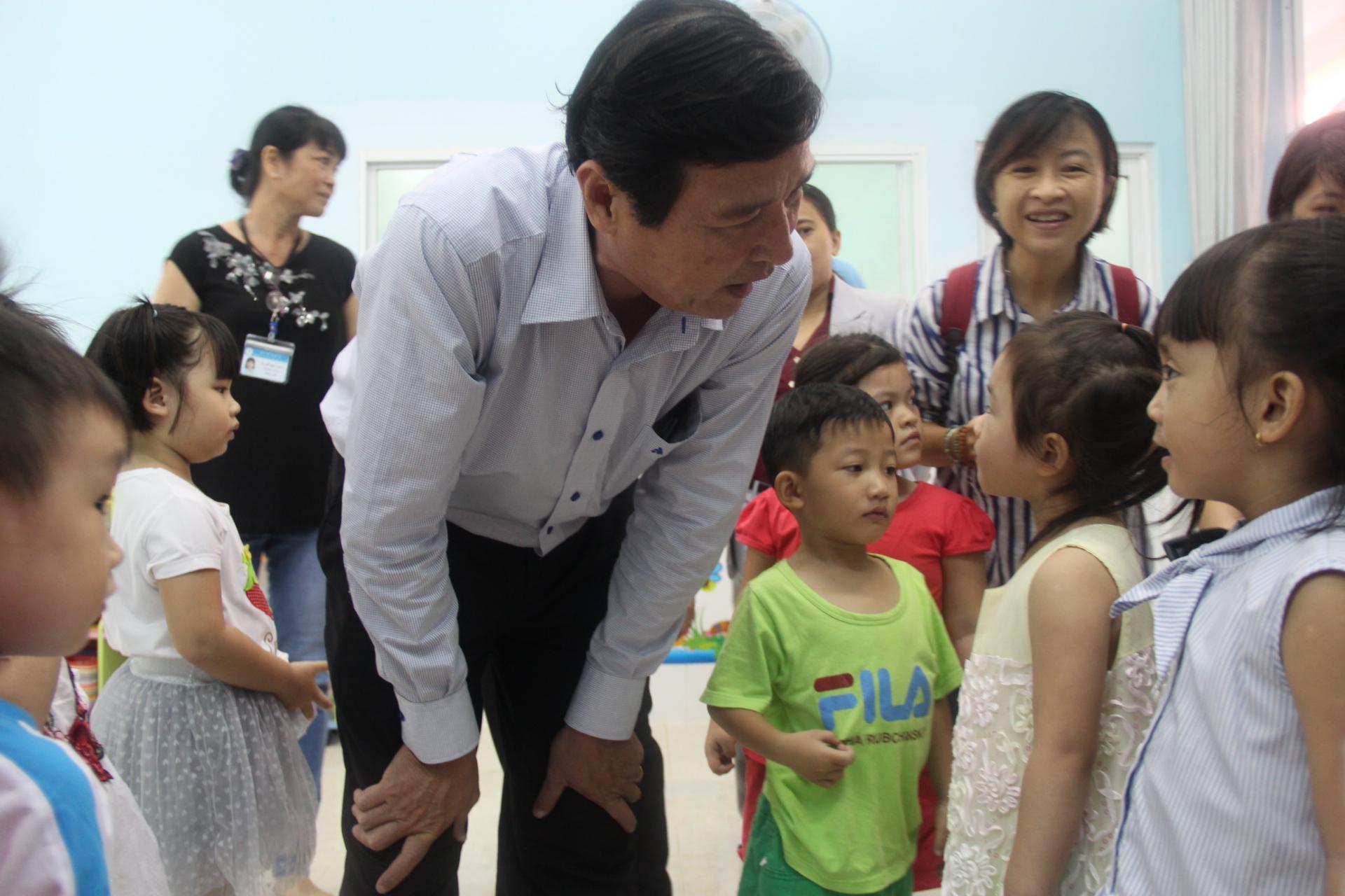 TPHCM: Kiểm tra công tác phòng chống dịch bệnh cho trẻ trong trường học - Ảnh 2