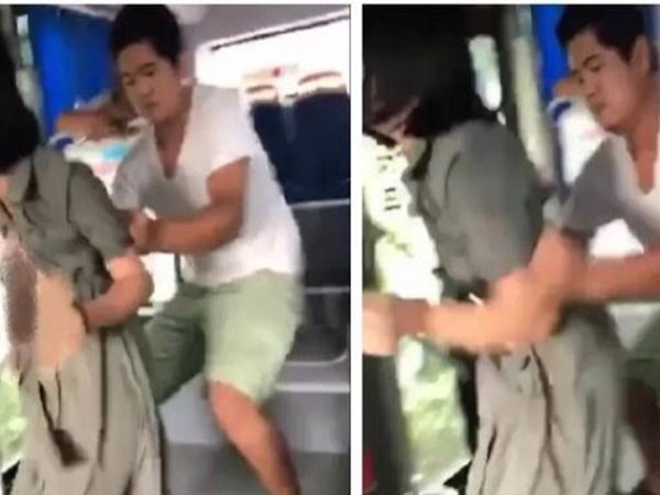 Hiếp dâm trên xe buýt