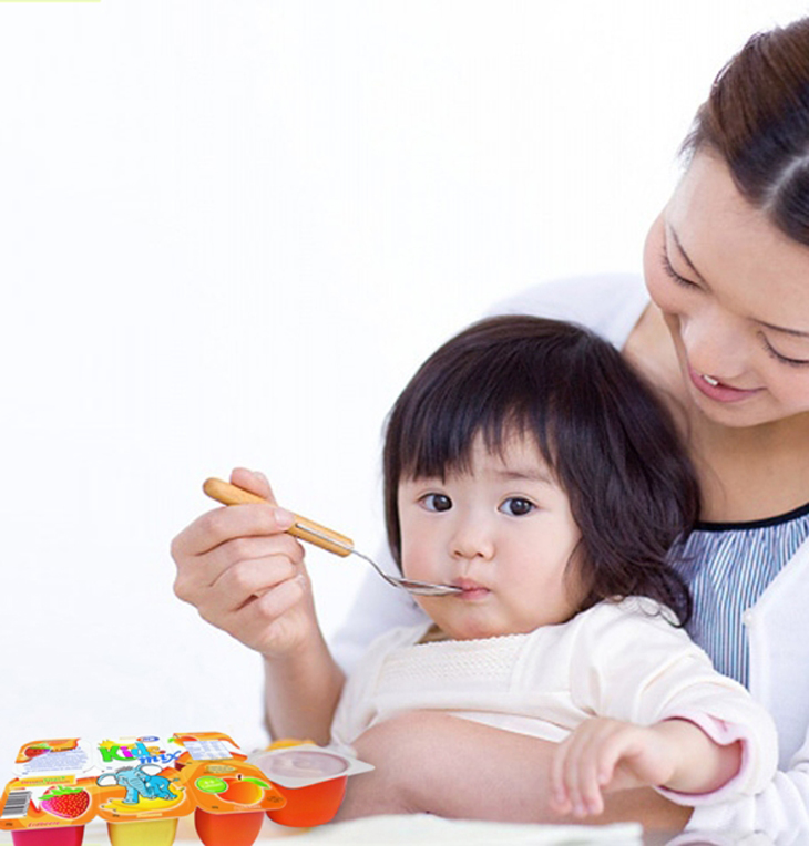 Hướng dẫn mẹ cách cho trẻ ăn sữa chua khoa học nhất - Ảnh 3