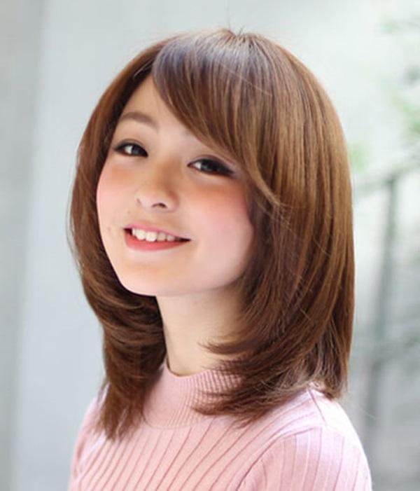 Gợi ý 6 kiểu tóc phù hợp cho nàng mặt vuông trở nên nhẹ nhàng, nữ tính - Ảnh 4