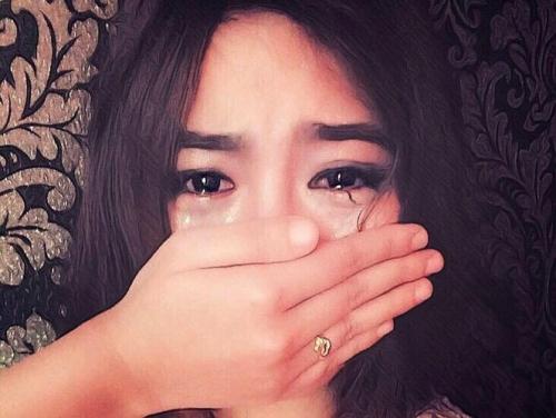 Khóc là cách nhanh nhất để giải tỏa nỗi buồn trong lòng