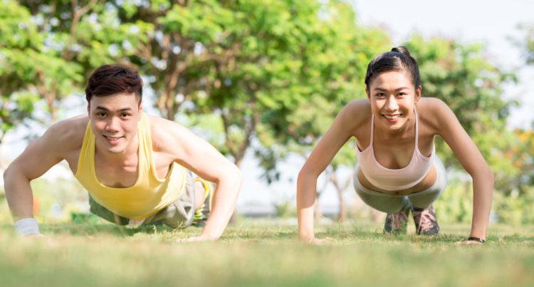 Các chuyên gia luôn khuyên bạn nên tăng cường vận động, thường xuyên tập thể dục mỗi ngày để cơ thể được dẻo dai
